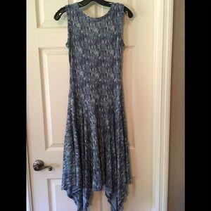 BCBG handkerchief dress